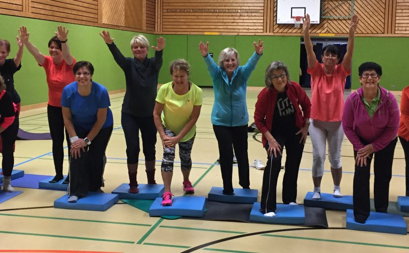 Ladies fit & fun in Action